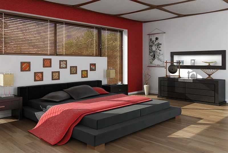 Актуальные цвета для отделки спальни (4)
