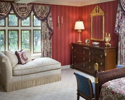 Цвета и фактуры в спальне в классическом стиле (17)