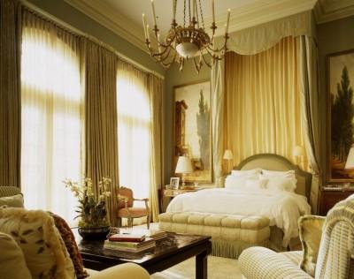 Цвета и фактуры в спальне в классическом стиле (8)