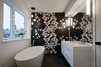 Цветовые решения современной ванны 2018 (10)