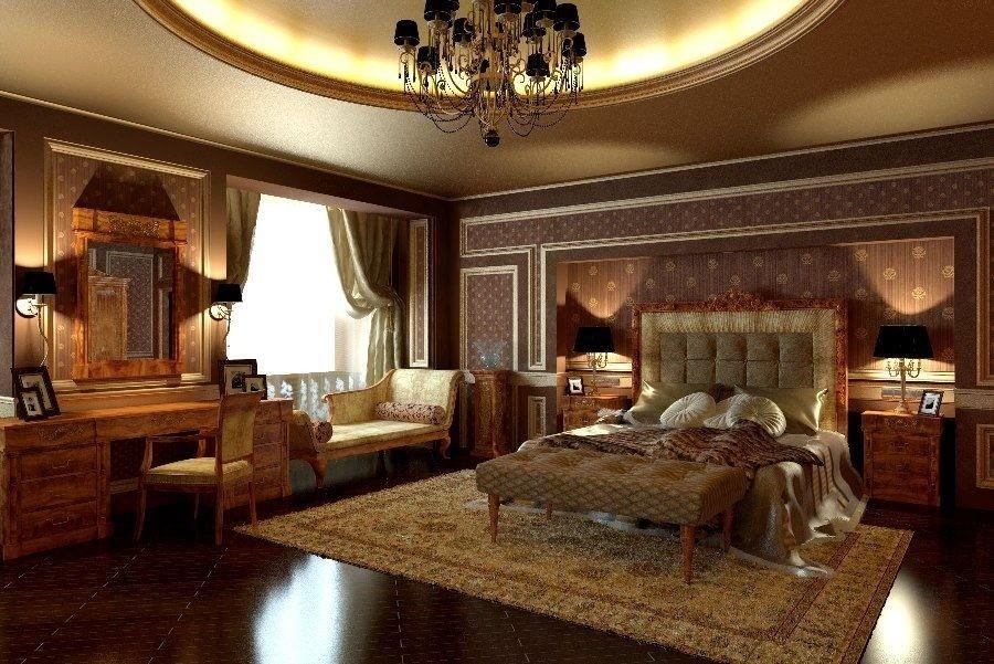 Декорирование и аксессуары в спальне (4)