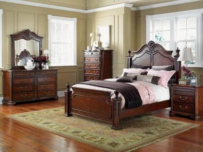 Декорирование и аксессуары в спальне (7)