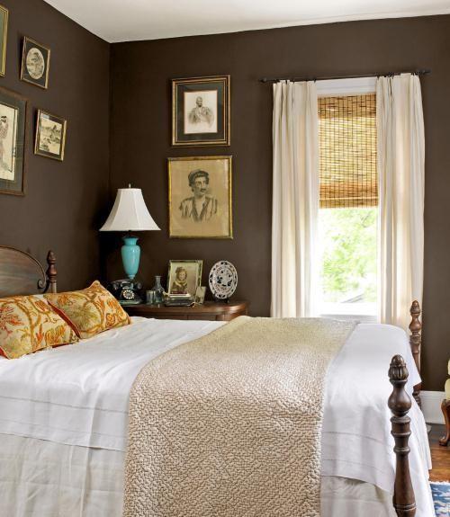Элементы классического стиля для спальни (10)