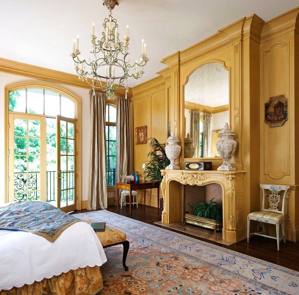 Элементы классического стиля для спальни (6)
