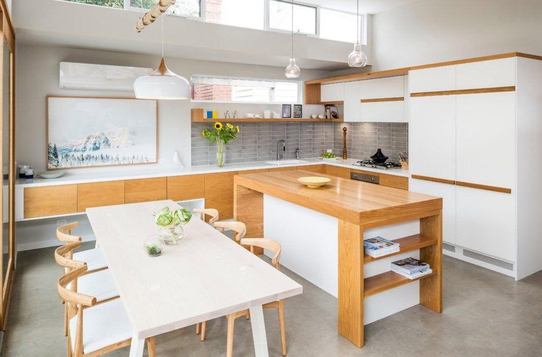 Кухни-гостиные 2018 (29)