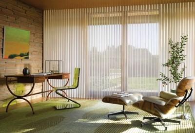 Лёгкие и невесомые шторы для зала (7)