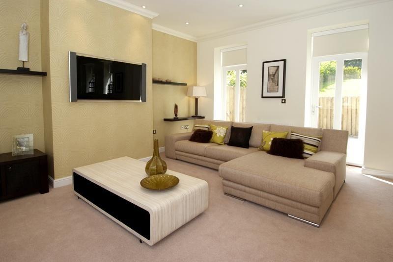 Мебель для маленького зала (17)