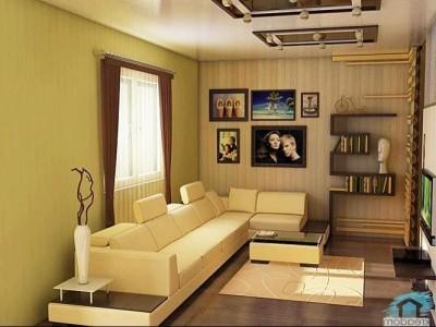 Мебель для маленького зала (19)