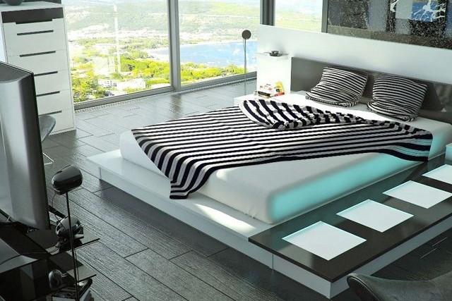 Мебель для спальни лофт (20)