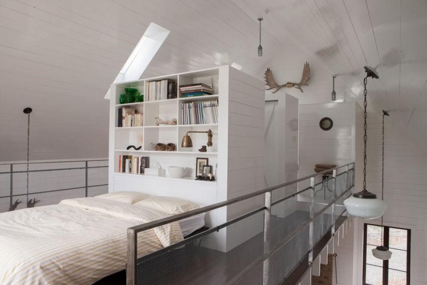 Мебель для спальни лофт (21)
