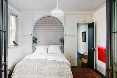 Нюансы для маленькой спальни (10)