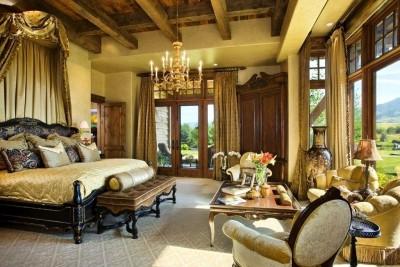 Особенности классической спальни (4)