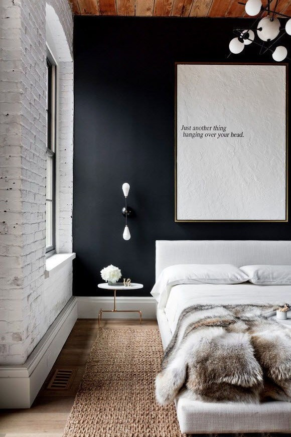 Освещение для спальни в стиле лофт (18)