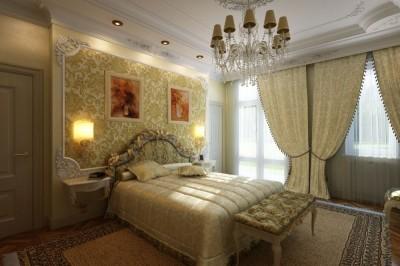 Освещение в спальне (5)