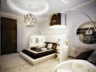 Спальня в стиле модерн 2018 (3)