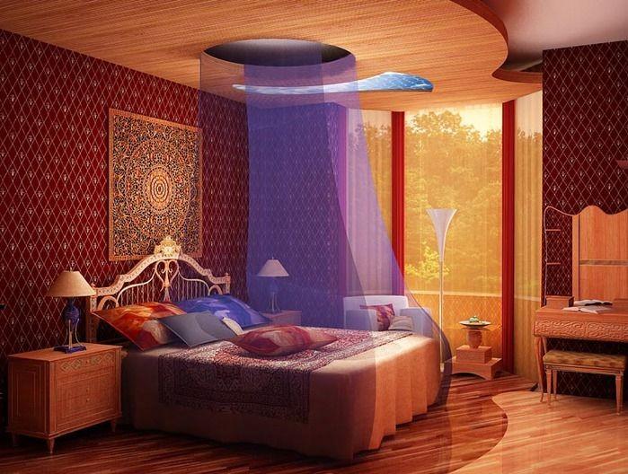 Спальня в восточном стиле 2018 (1)