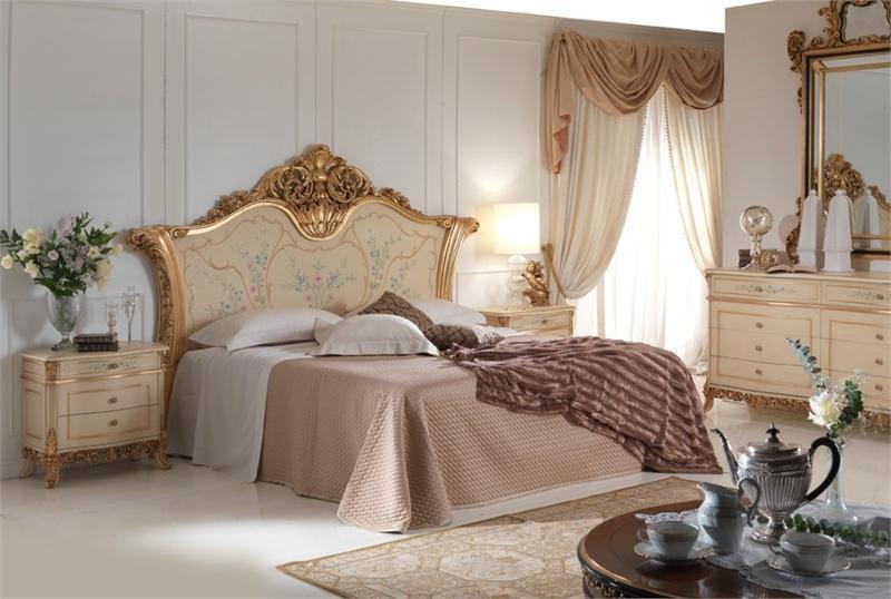Текстиль для классической спальни (2)