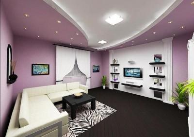 Выбор цвета для маленького зала (23)