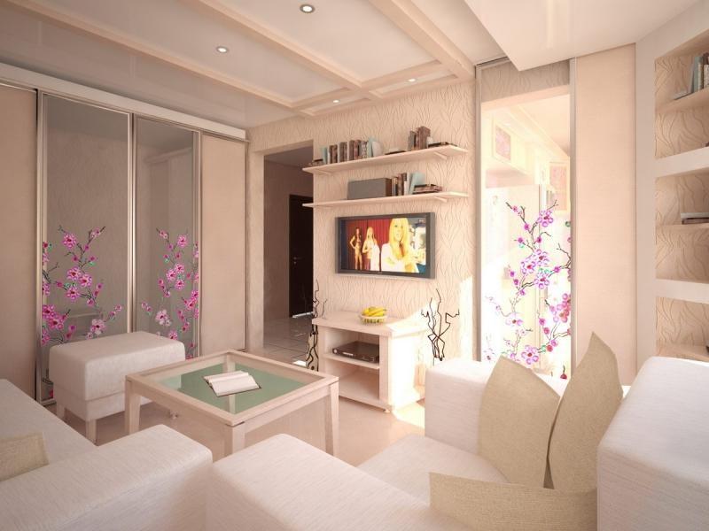оформление маленького зала (6)