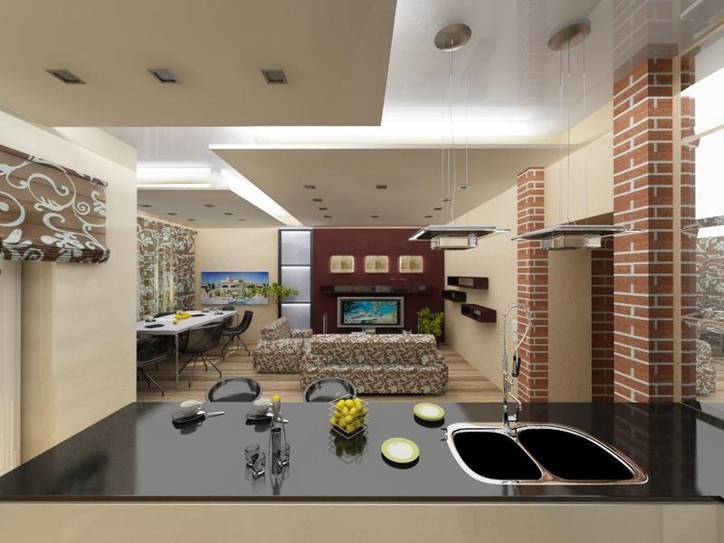Дизайн квартиры 2018