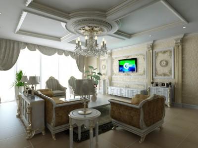 Классическая гостиная (18)