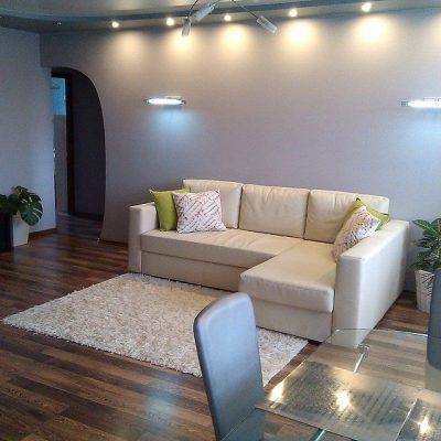 Мебель в гостиную хрущевки (10)