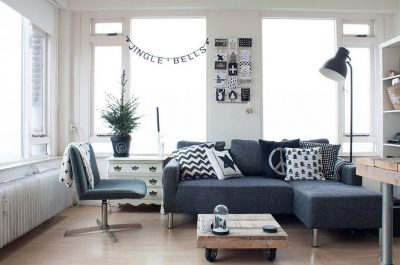 Особенности гостиной по-скандинавски (18)