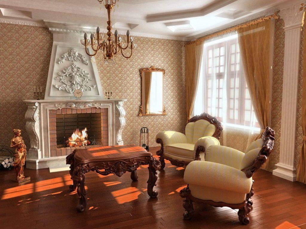 барокко в гостиной (5)
