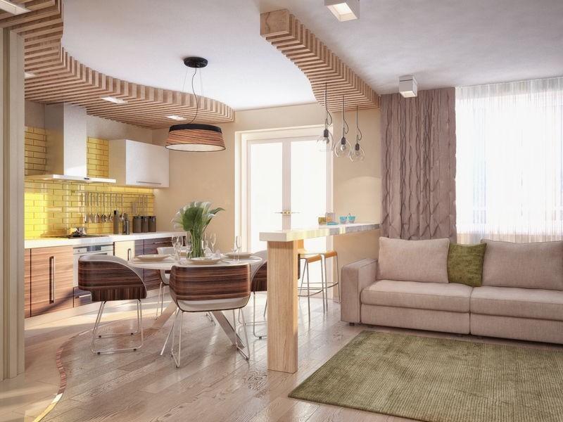 дизайн гостиной 2018 (28)
