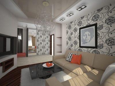дизайн гостиной в хрущевке (10)