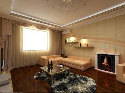 дизайн гостиной в хрущевке (11)