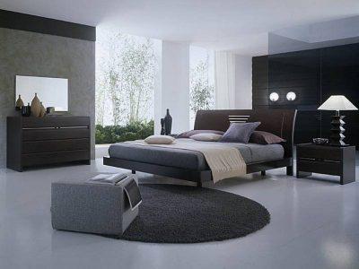 хай тек в спальне (5)