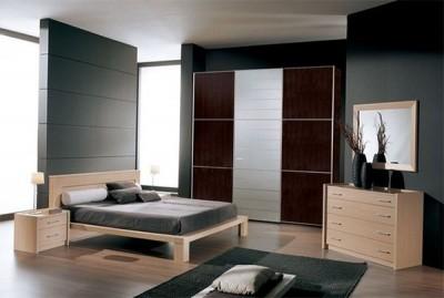 элементы модерна в спальне (20)