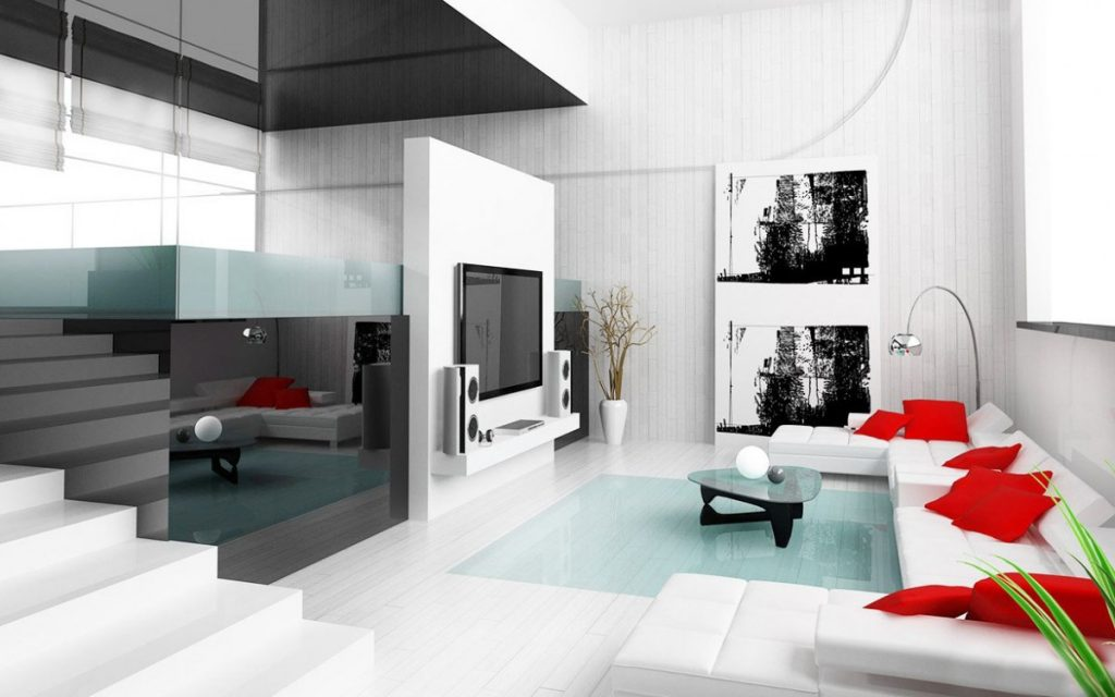 мебедль для hi-tech гостиной (12)