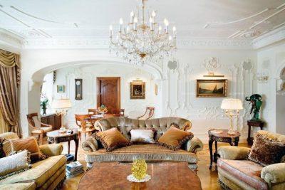 мебель для гостиной барокко (18)