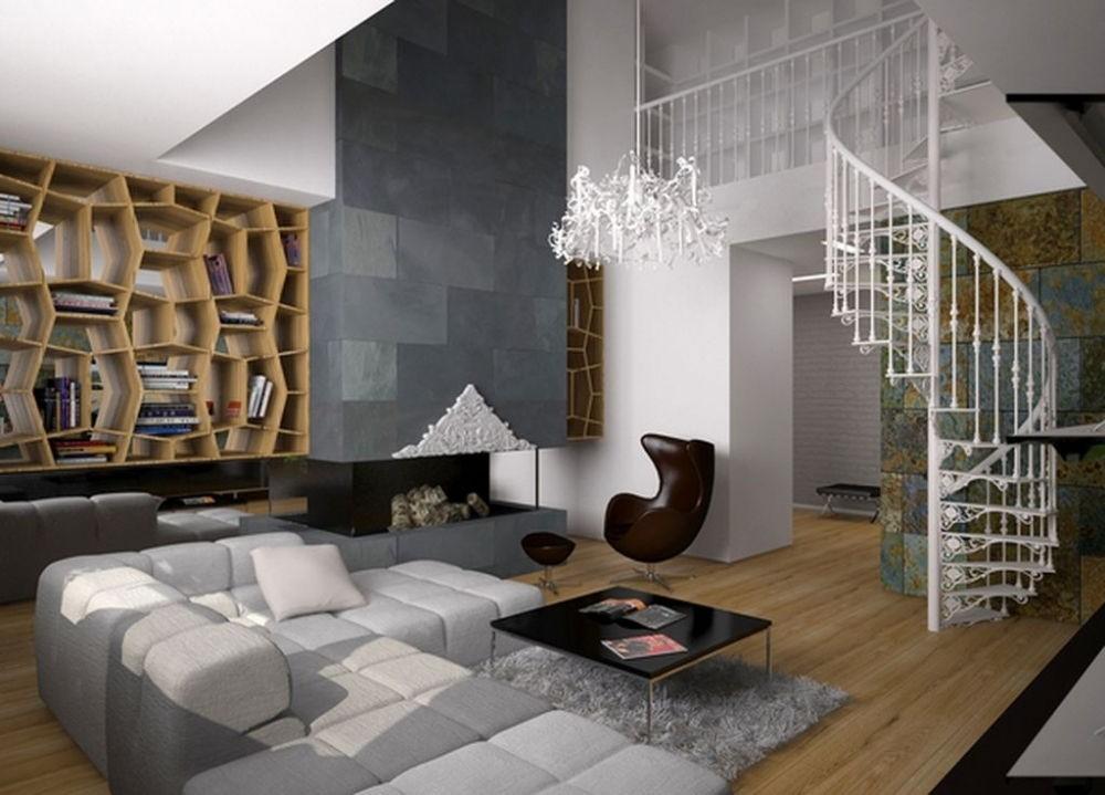 мебель для гостиной модерн (20)
