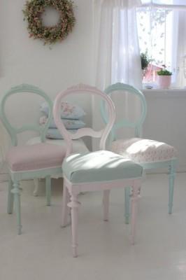 мебель для гостиной шебби шик (1)