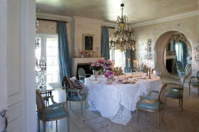 мебель для гостиной шебби шик (8)