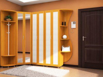 мебель для маленькой прихожей (50)