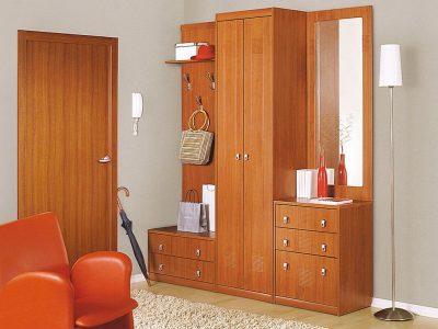 мебель для маленькой прихожей (53)