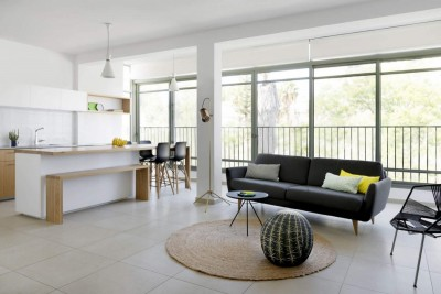 мебель для минималистской гостиной (10)