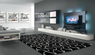 мебель для минималистской гостиной (3)