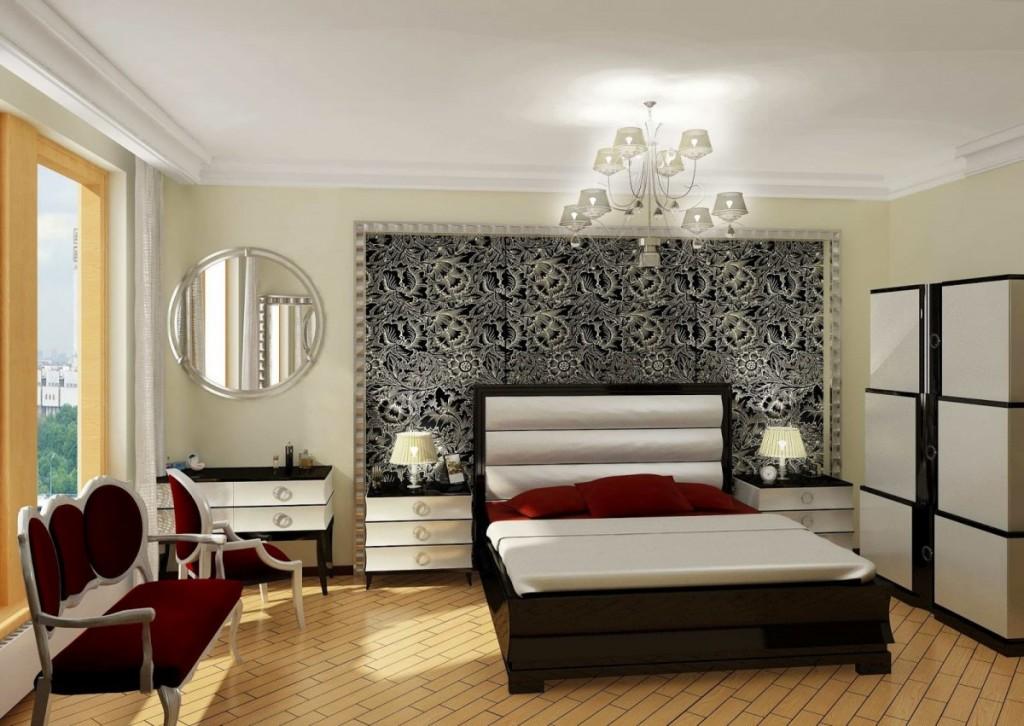 мебель для спальни арт-деко (28)
