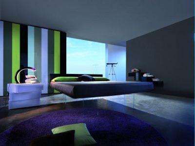 мебель для спальни hi-tech (2)