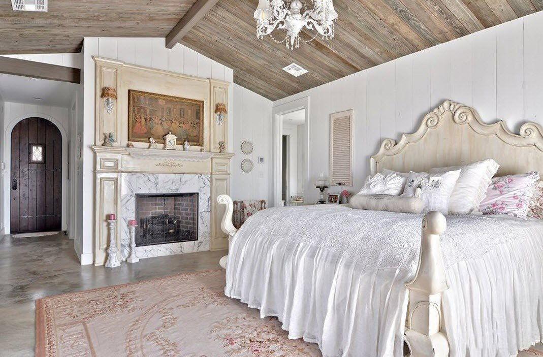 мебель для спальни шебби шик (8)
