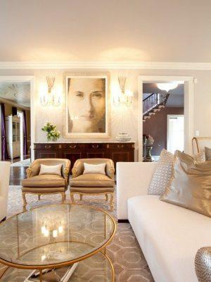 мебель в арт-деко гостиную (29)