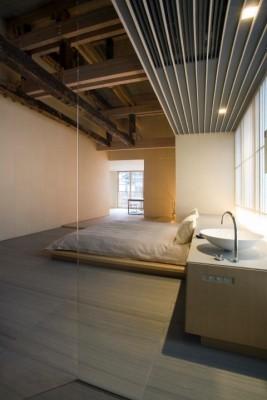 мебель в минималистичной спальне (46)
