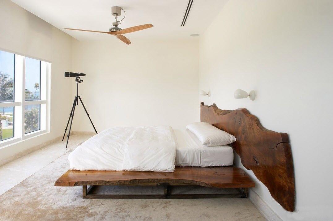 мебель в минималистичной спальне (8)