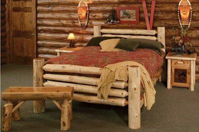 мебель в спальню кантри (21)