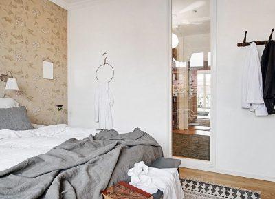 основные цвета скандинавской спальни (40)